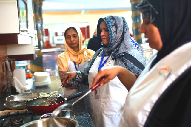 TAF Foundation, changing lives of women, one skill at a time