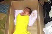Warga Mempawah Dihebohkan Penemuan Bayi Perempuan