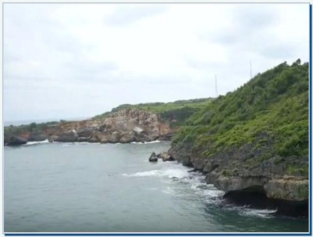 Gambar Pantai Baron