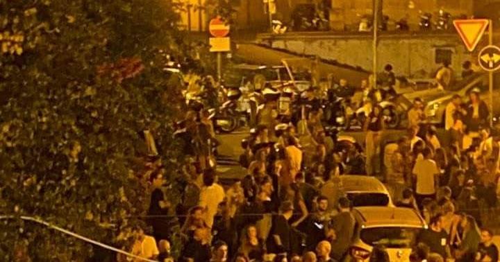 Livorno : una sabato sera all' insegna della malamovida, caos e risse in varie zone della citta' istituzioni impotenti