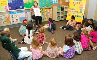 Top 10 Qualities of a Kindergarten Teacher