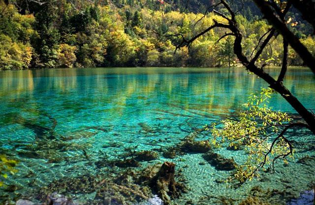 Danau Kaca yang Indah