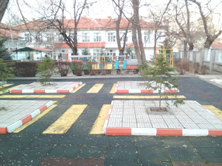 School Playground, Yambol,