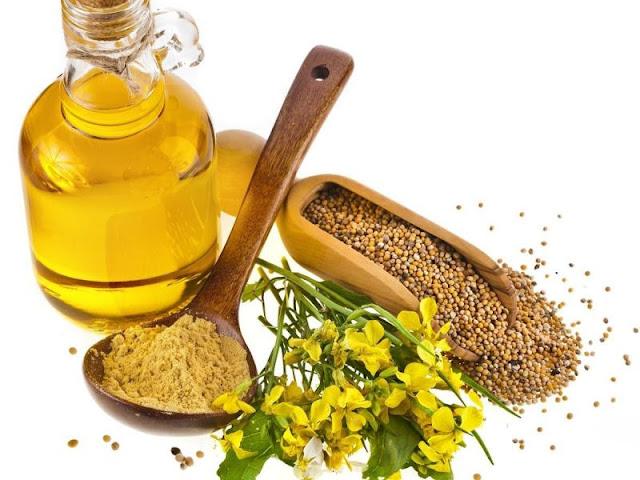 Mustard-oil-skin-care