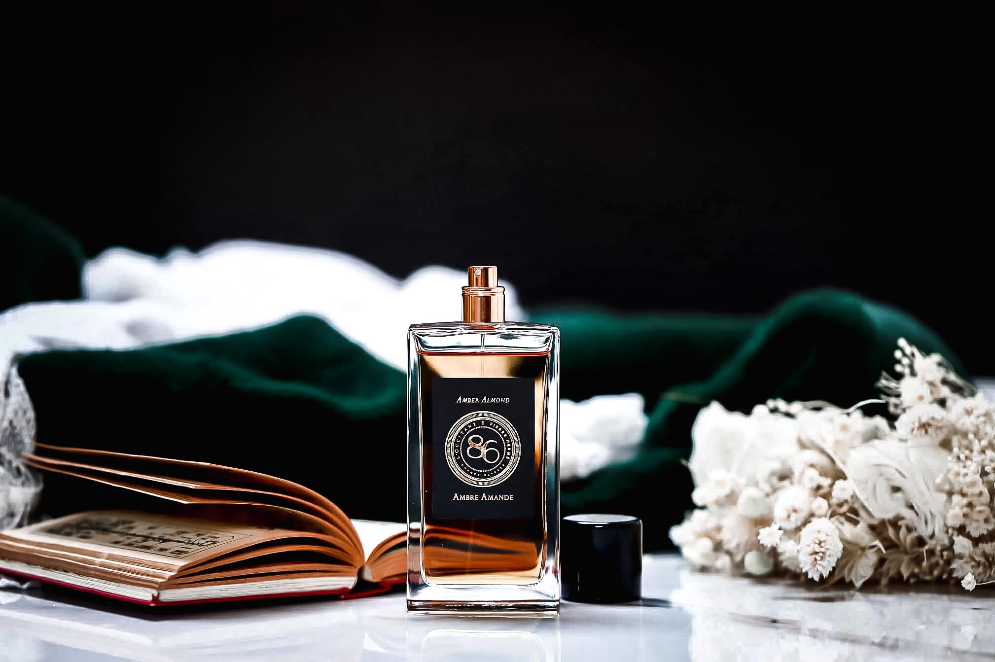 L'Occitane 86 Champs Ambre Amande Parfum