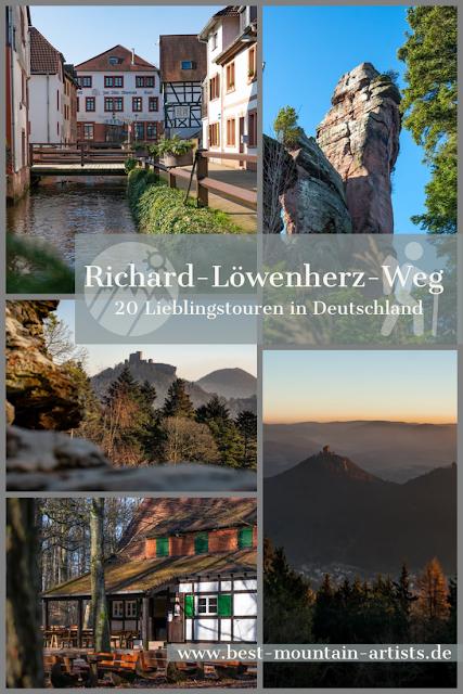 Wandern in Deutschland – 20 Lieblingstouren in der Bundesrepublik | Wanderungen in Deutschland 21