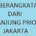 Jadwal Kapal Laut Pelni Dari Tanjung Priok Jakarta