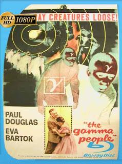 The Gamma People (1956) HD [1080p] Latino [GoogleDrive] PGD