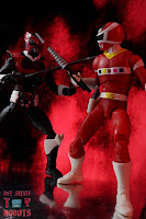 Power Rangers Lightning Collection In Space Red Ranger vs Astronema 98