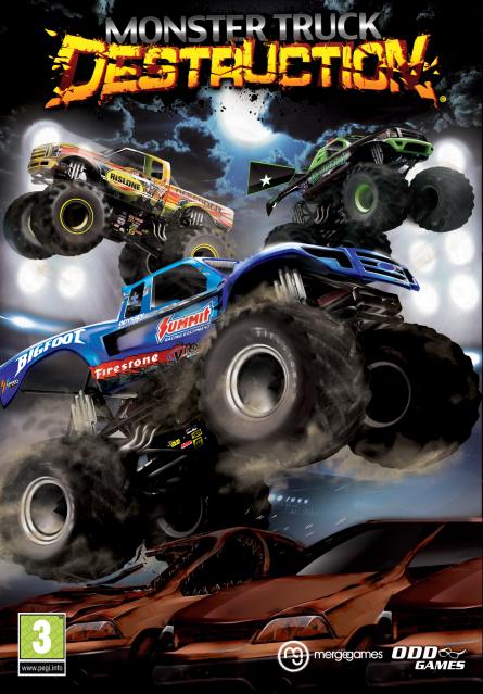 Monster Truck Destruction - Katılımsız Oyun