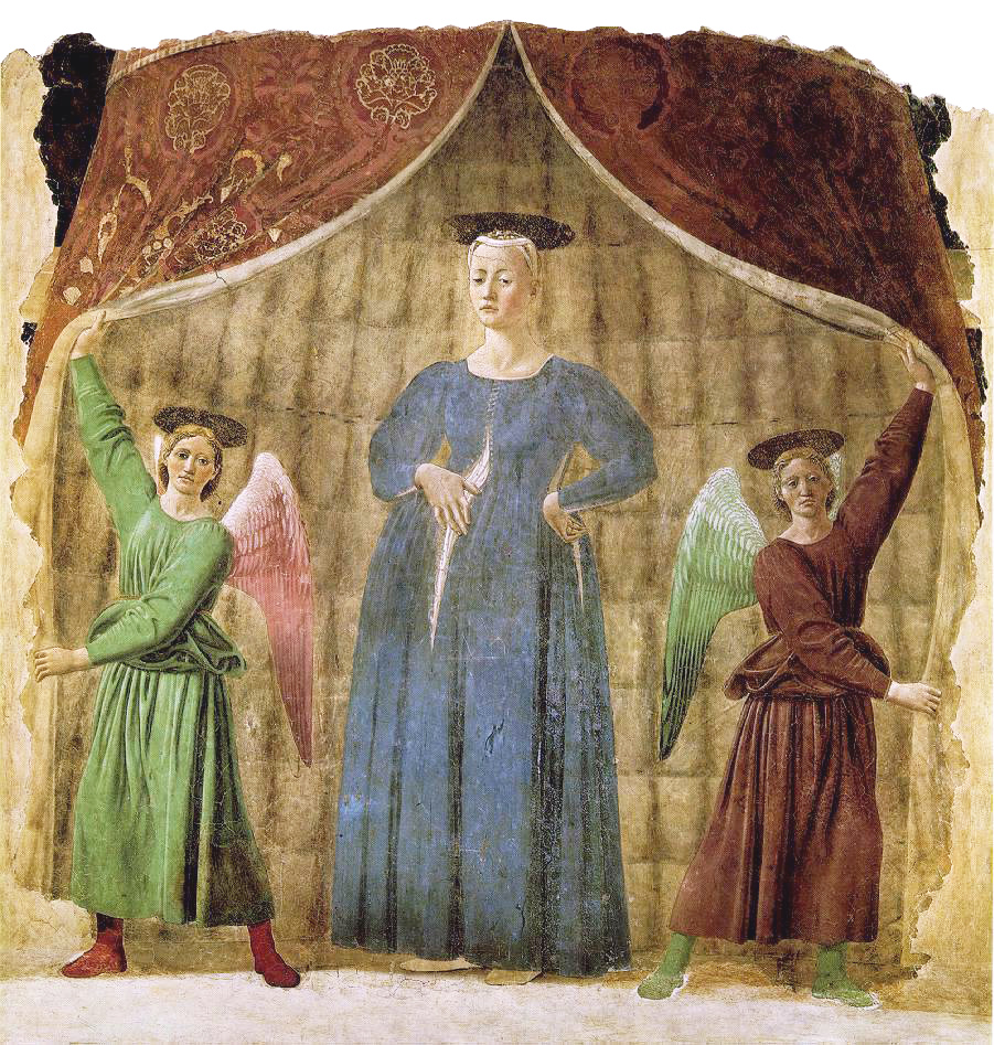Piero della francesca and the use