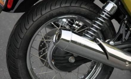 32χρονος στην Χαλκιδική έκλεψε μοτοσικλέτα.