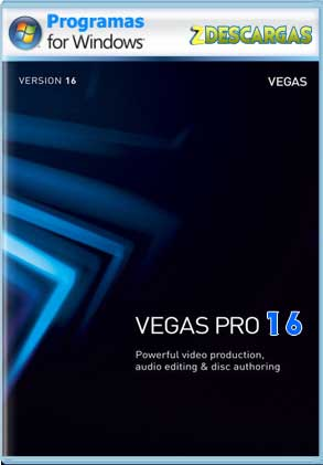 VEGAS Pro 16.0 (Build 352) [Full] [Español] [Medicina] [MEGA]