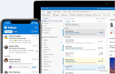 برنامج, اوت, لوك, Outlook, عميل, البريد, الإلكتروني, من, مايكروسوفت, لجميع, أنظمة, التشغيل