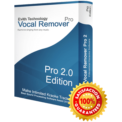 Vocal Remover Pro v2.0 Full version