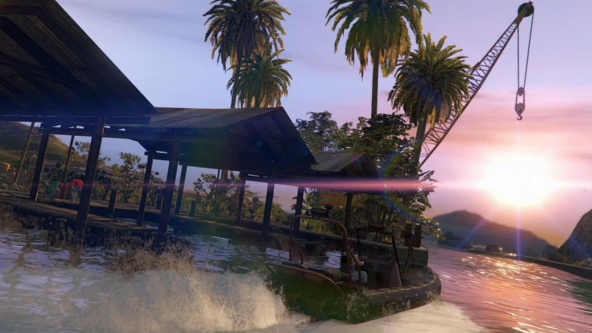How to use Pegasus vehicles in GTA Online: hit Cayo Perico and complete the heist faster