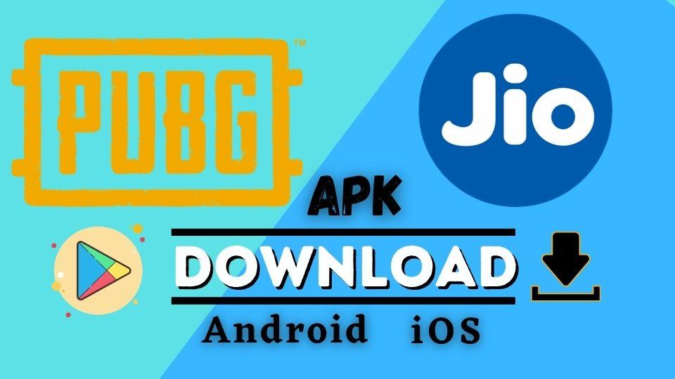 JIO PUBG Game Download APK |