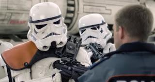 Die Kantonspolizei Bern hat einen Star Wars Weihnachtsspot gedreht   Ein feines virales Ding