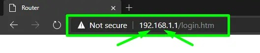 كيف يمكنني تسجيل الدخول الى صفحة اعدادات راوتر TP-Link