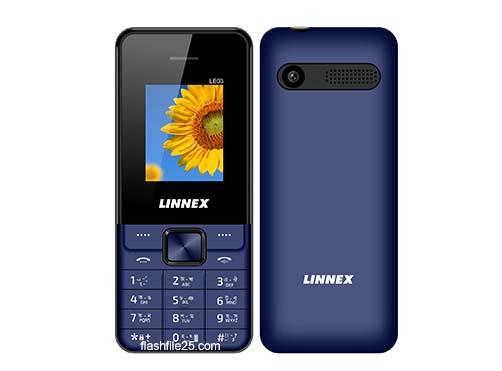 linnex le03 flash file firmware