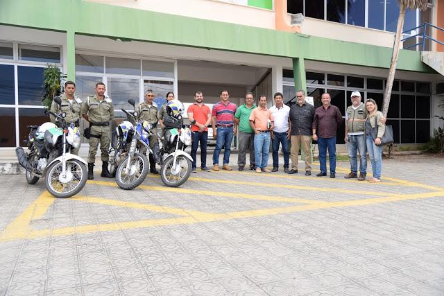 Prefeitura de Jacobina apresenta novo diretor do SMTT