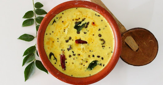 Curd Is More Tasty When You Make Curd Curry