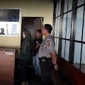 Antisipasi Virus Covid-19, kapolsek Tinggimoncong Polres Gowa Bersama Anggotanya Kunjungi Penginapan Di Kota Malino