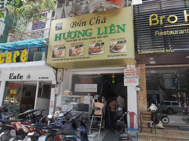 restaurant in hanoi where obama ate
