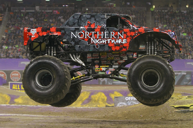 Northern Nightmare Monster Jam