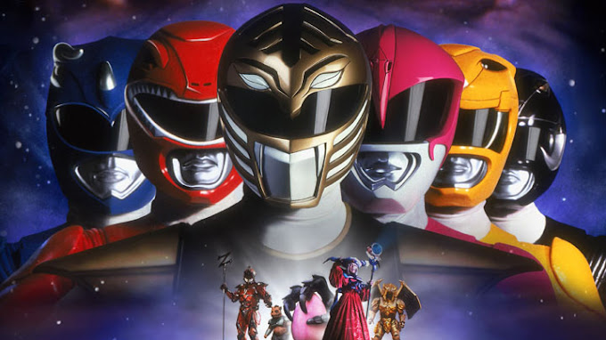 Mighty Morphin Power Rangers: The Movie Subtitle Indonesia