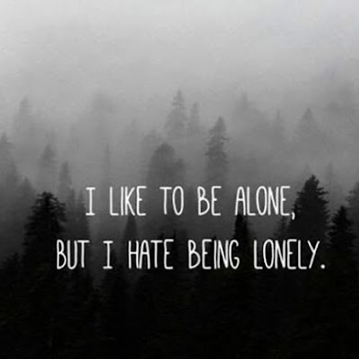 Alone WhatsApp DP | Profile Picture