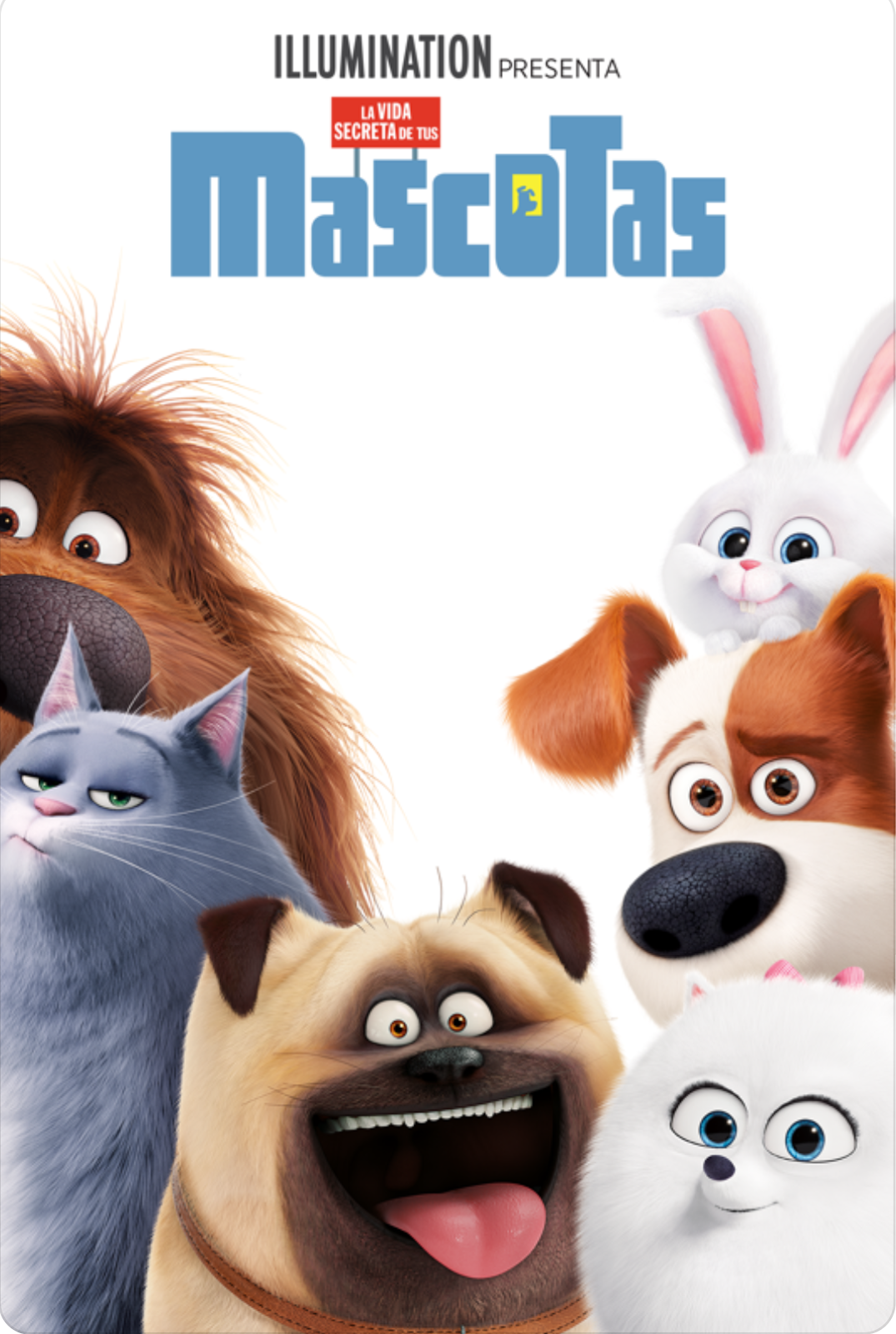 Download Film The Secret Life of Pets 2 (2019) Full Movie Indonesia