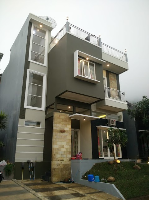 Villa M67 Batu