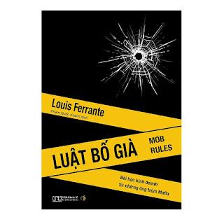 Luật Bố già - Bài học kinh doanh từ những ông trùm Mafia ebook PDF/PRC/MOBI/EPUB