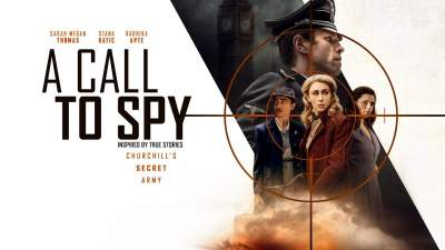 A Call To Spy 2019 Hindi Dubbed 480p Dual Audio HD