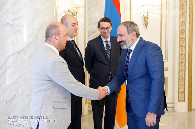 Cooperación con la IFC para impulsar el desarrollo de la economía armenia