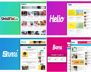 Blogger Templates Responsive