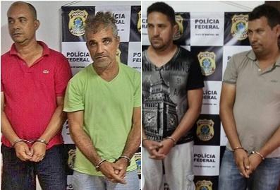 Grupo é preso após roubar dinheiro de cofre em agência dos Correios na Bahia