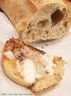 No Knead Artisan Fench Bread