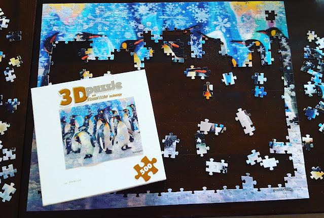 Pinguine Puzzle
