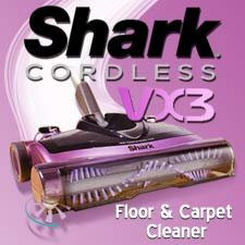 Shark Sweeper V1950 Floor And Carpet Vacuum Cleaner All