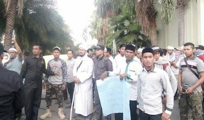 Buntut Pemulangan Ketum FPI dari Pontianak, Gubernur Kalbar Diusir Umat Islam dari Aceh
