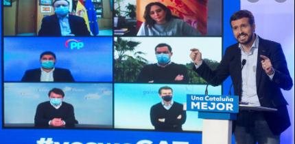 El PP abandona su sede de Génova