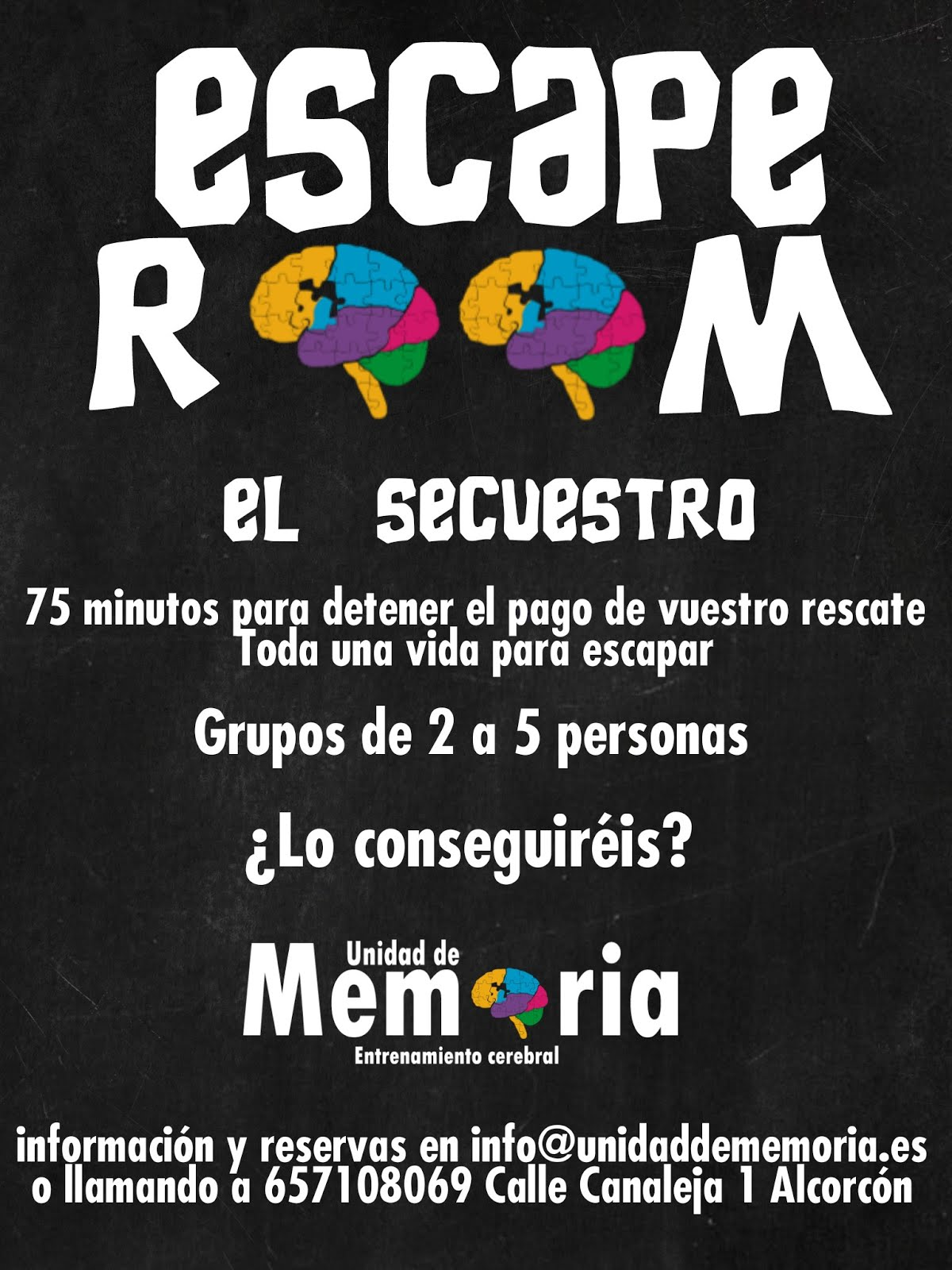 Escape Room UMEC Alcorcón