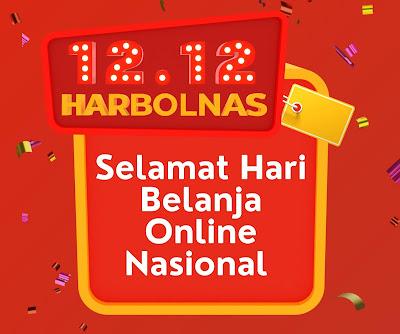 ucapan selamat hari belanja online nasional