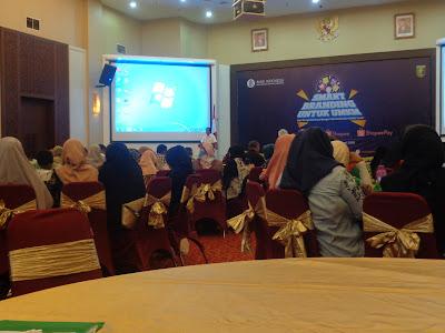 KAGAMA dan BI Lampung Gelar Inkubasi Bisnis Smart Branding untuk UMKM