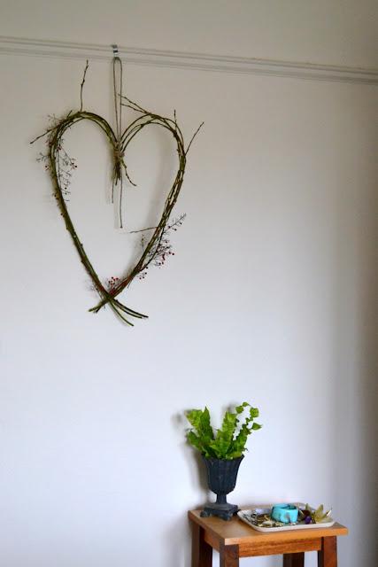 DIY Valentine Decore