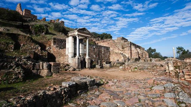 ΙΒΗΡΙΚΗ: Ανασκαφές σε ορυχεία ρωμαϊκής περιόδου αλλά με ελληνικά στοιχεία  και εξορύξεις πριν 4000 χρόνια...!