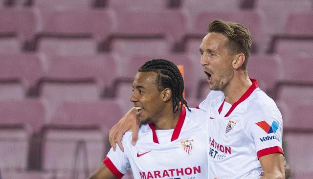 Koundé y De Jong