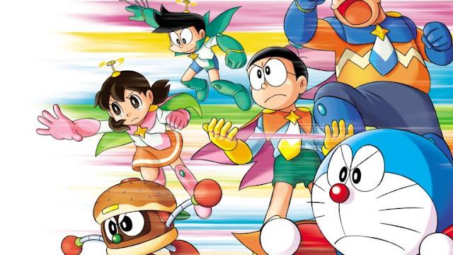 Doraemon Background HD Wallpaper Images